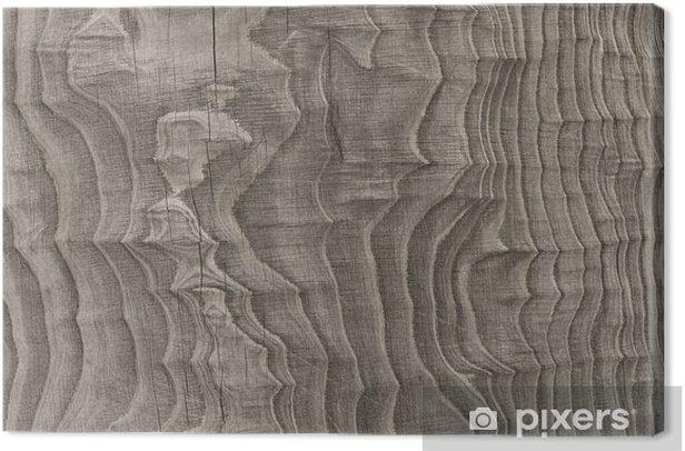 古い板壁 Canvas Print - Textures