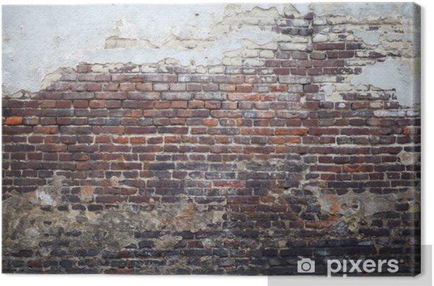 старая стена Canvas Print - Themes