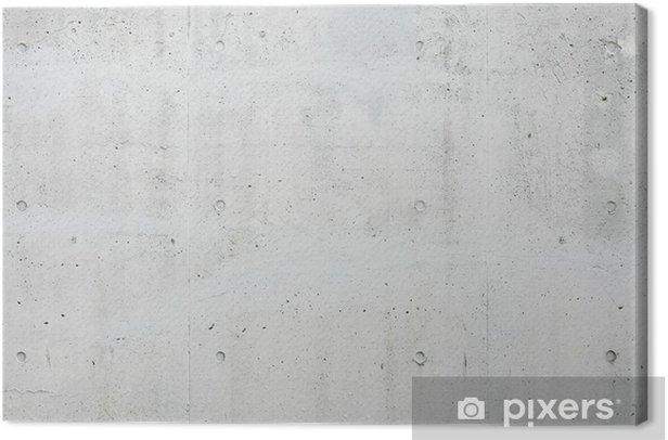 コンクリートの壁 Canvas Print - Themes