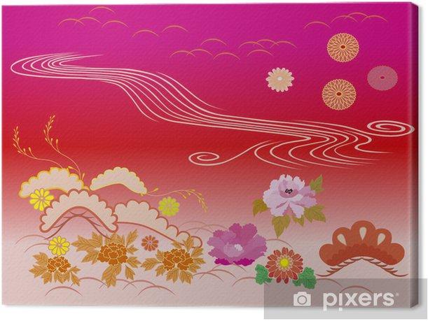 雅002 Canvas Print - International Celebrations