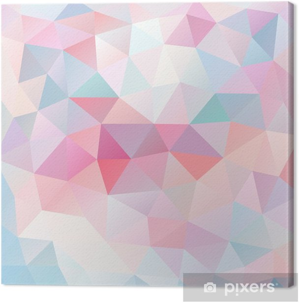 abstract background Canvas Print - Graphic Resources
