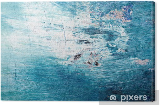 Abstract texture background Canvas Print - Themes