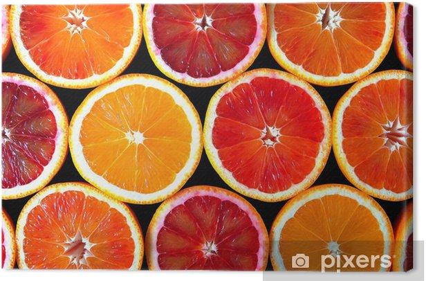 Arance Canvas Print -