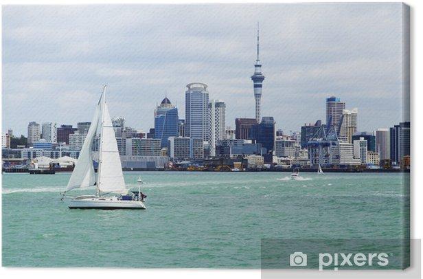 Auckland Canvas Print - Oceania
