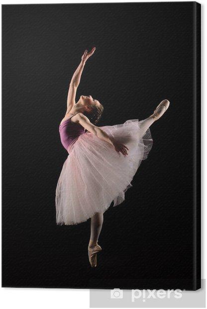 Ballet dancer Canvas Print - Themes