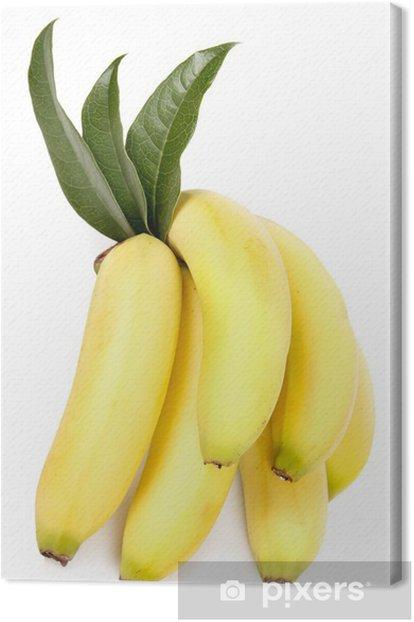 Banane Canvas Print - Fruit