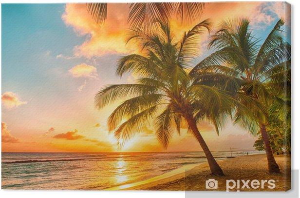 Barbados Canvas Print - Themes