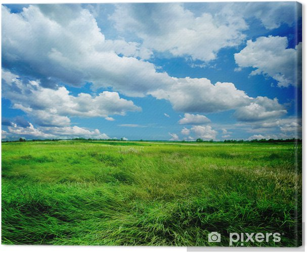 Beautiful Nature Landscape Canvas Print - Themes