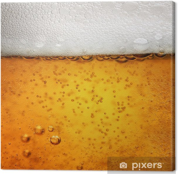 beer Canvas Print - Alcohol