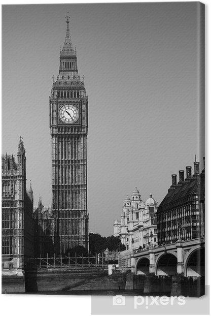 Big Ben Canvas Print - Themes