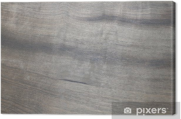 Black ebony,Precious wood texture Canvas Print - Wonders of Nature