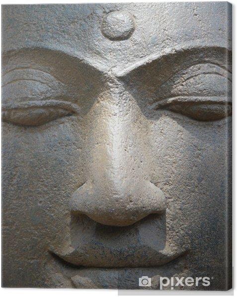 bouddha Canvas Print - Themes