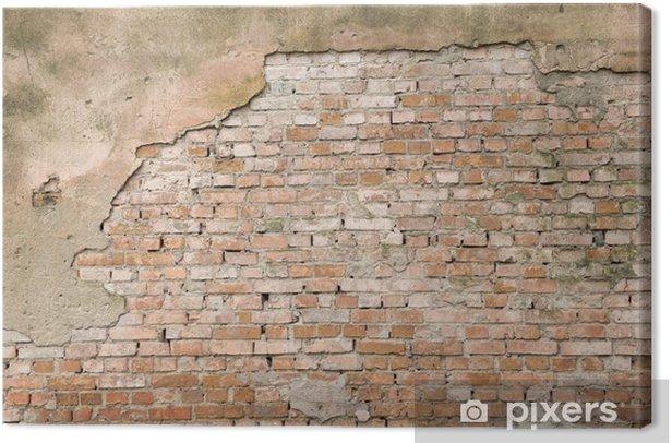 brick wall Canvas Print - Themes