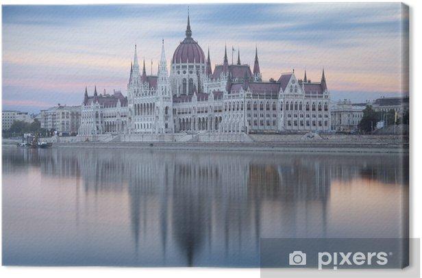 Budapest. Canvas Print - Europe