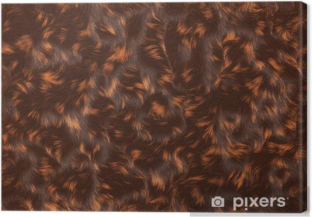 calico Canvas Print - Textures