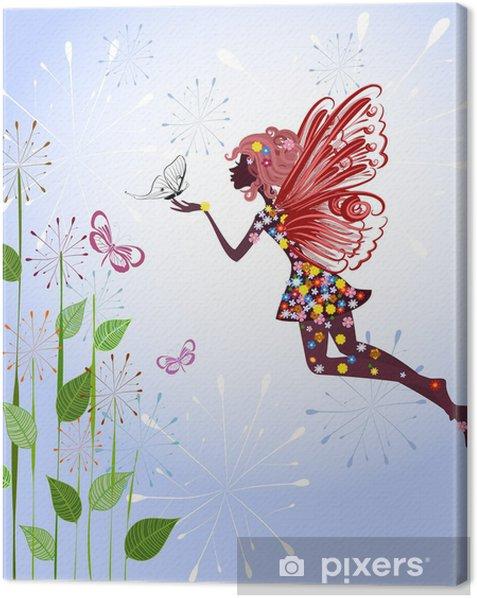 Celestial Fairy Canvas Print - Styles