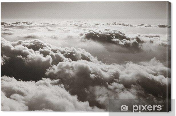 Cloudscape Canvas Print - Styles
