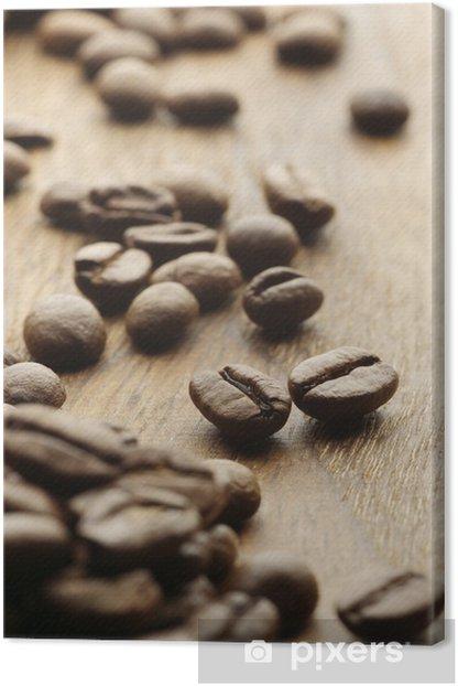 Coffee beans Canvas Print - Themes