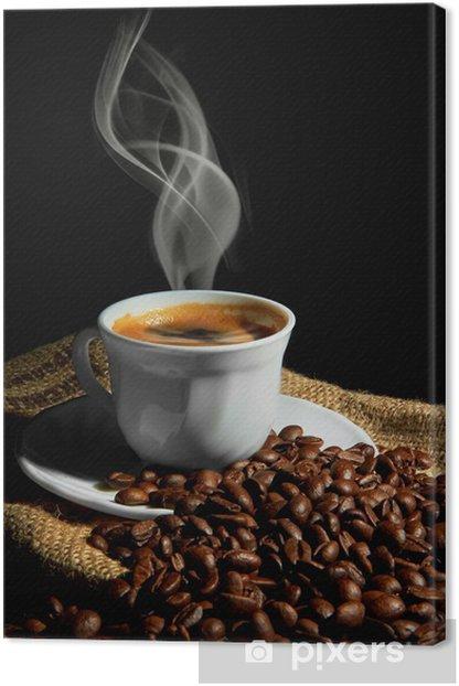 coffee Canvas Print - Themes