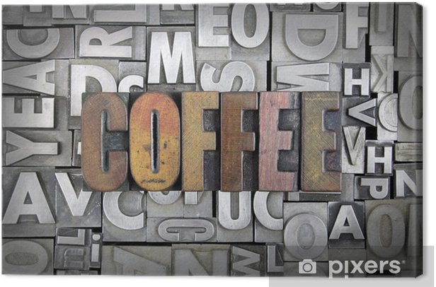 Coffee Canvas Print - Themes