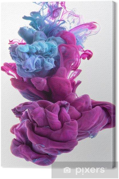color dop Canvas Print - Themes