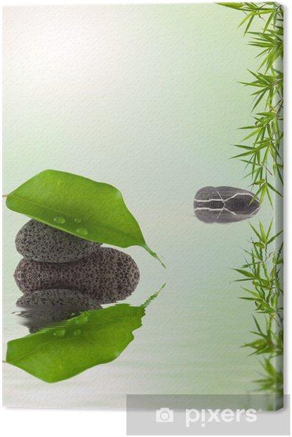 composition nature détente Canvas Print - Plants