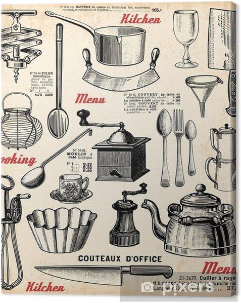 Cuisine Canvas Print - Themes