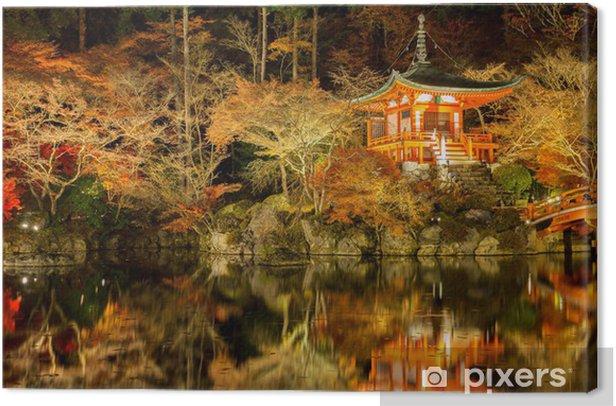 Daigoji Temple Kyoto Canvas Print - Themes
