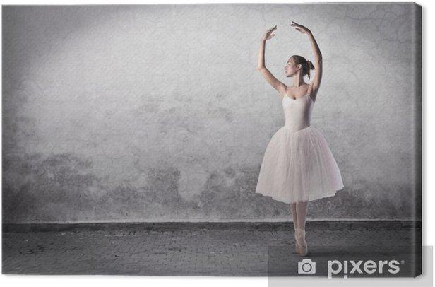 Dance Canvas Print - Themes