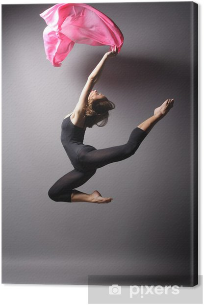 dance Canvas Print -