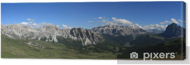 Dolomiti Canvas Print - Europe