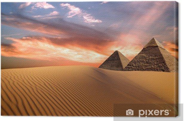 Egypt Canvas Print -