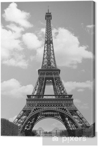 Eiffel tower Canvas Print - Themes