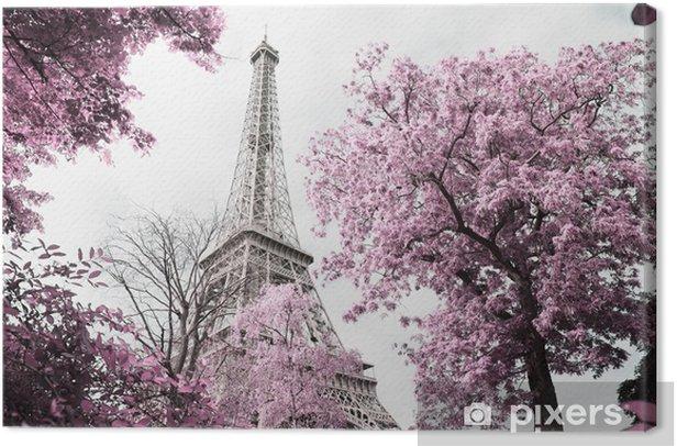 Eiffel tower Canvas Print - Europe