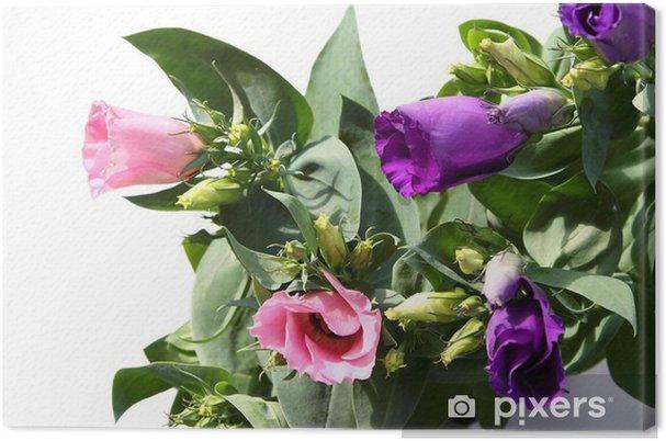 Eustoma Lisianthus Canvas Print Pixers We Live To Change
