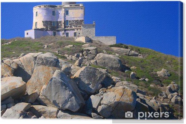 Faro isola dei cavoli villasimius cagliari canvas for Isola arreda cagliari