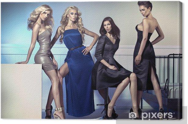 Kvinnliga Modeller