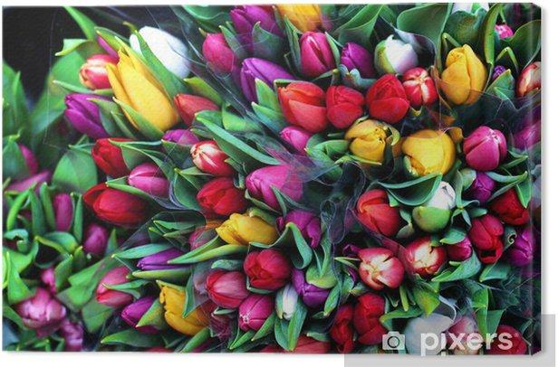 flowers35 Canvas Print - Destinations