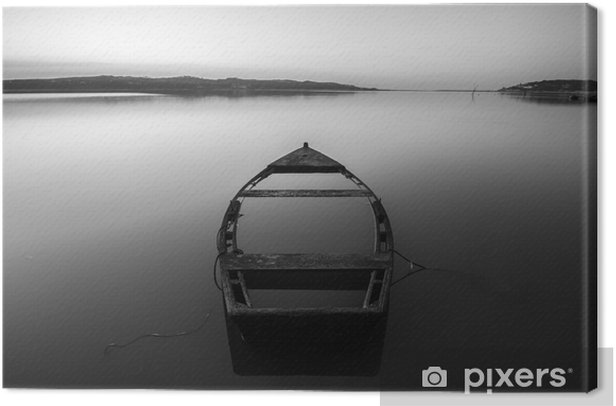 Foz do Arelho - Portugal - Europa Canvas Print - Landscapes