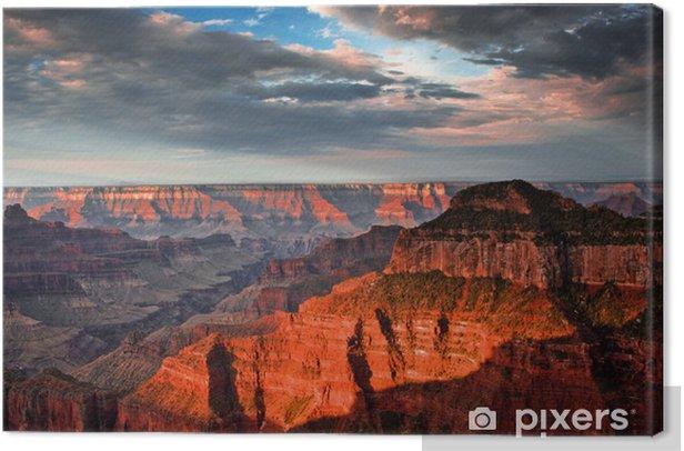 GRAND CANYON_ARIZONA Canvas Print - America