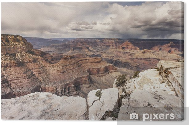 Grand Canyon National Park, Arizona Canvas Print - America