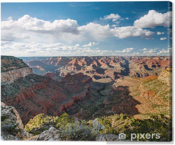 Grand Canyon Canvas Print - America