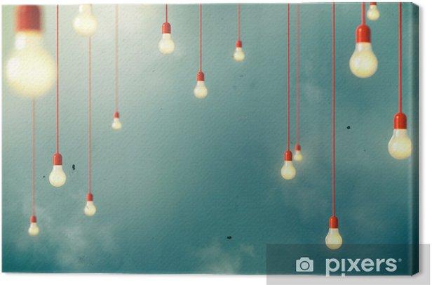 Hanging Canvas Print - Destinations