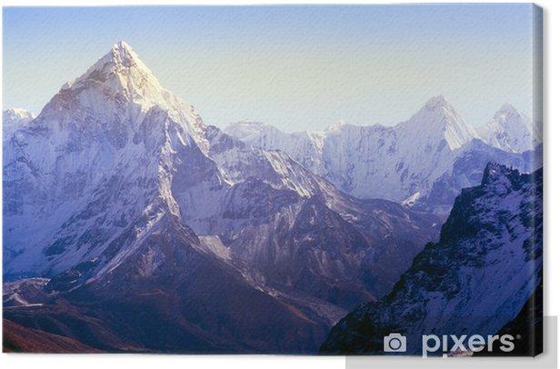 Himalaya Mountains Canvas Print - Styles