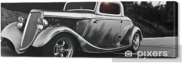 hotrod Canvas Print - Styles