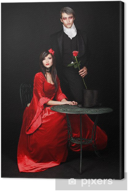 immortal couple Canvas Print - Lifestyle>Body Care and Beauty