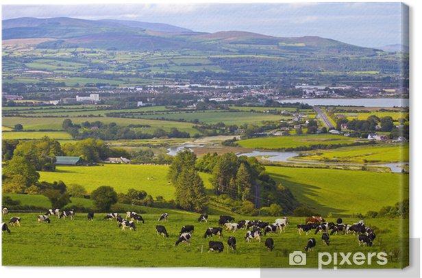Ireland Canvas Print - Themes