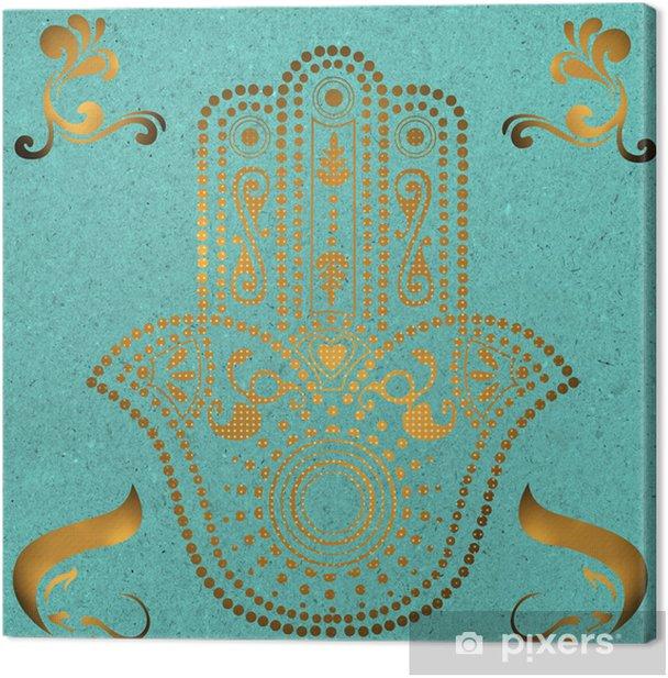 Islam Canvas Print - Religion