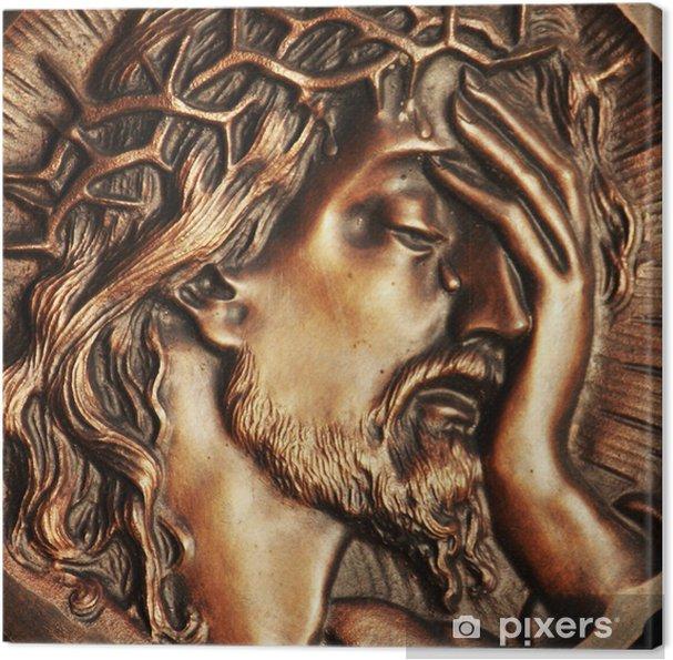 Jesus Christ Canvas Print - Themes