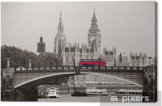 London Canvas Print -